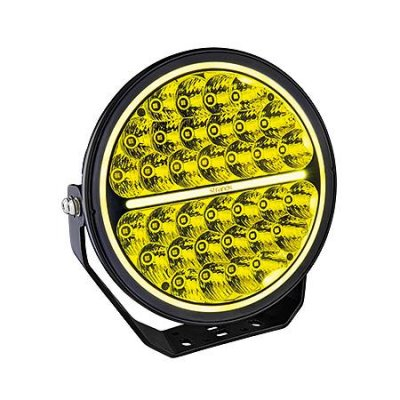 "SIBERIA BUSH RANGER 9"" LED"