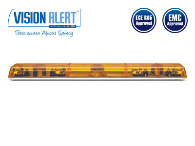 Varningsljusramp 24v Halogen Visionalert 1524mm